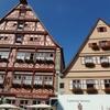 【絵本にでてくるみたいな家】ドイツのローテンブルグのかわいい街並みでお買い物(ドイツ)