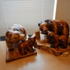 「何」を聞くかではなく「誰」」に聞くかが重要です② 「熊の木彫り」