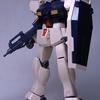 MG 1/100 RGM-79C ジム改 レビュー