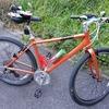 紀の川北岸自転車生活 百均のドリンクホルダーをGravierに装着する