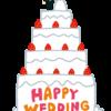 3段ウェディングケーキの理由【唯一!?のこだわり】