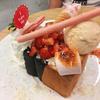 ターミナル21のカフェ「CODE」でバレンタイン限定ハニートーストを食べてきた