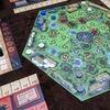 【ボードゲーム】 シンプルなルールが生み出す豊かな選択肢『箱庭鉄道 / Mini Rails』