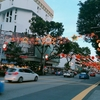 現地レポート14: 常夏のクリスマス_シンガポール