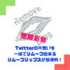 【悪用厳禁】Twitterの片思いを一括リムーブ出来るリムーブリップスが超便利!