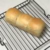 豆乳パン、ササミ甘酢丼と人参タルタルと豆スープ