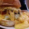 【BURGER&MILKSHAKE CRANE】上野『バーガークレイン』でチーズ天国の幸福に溺れろ!