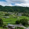 奈良県明日香村にて、棚田の風景とか古い町並みとかサワガニとか