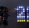 LEDテープを使ったディスプレイの実験(Arduino-Unoで)