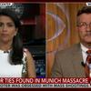 世界では赤を基調にニュース画面が作られているようです