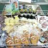 明日は勝川弘法市です。北海道八雲町イカメシと特産品販売します。