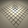 【Houdini + Unity】点光源の影でグリッドを作って遊ぶ
