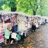 【ウクライナ】リヴィウの「民芸品マーケット」でお宝ハンティング!伝統刺繍や可愛い雑貨はお土産探しにもぴったり。