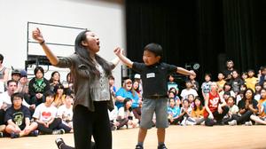 世界で活躍する若きミュージカルダンサーが大切にする合言葉