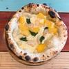 その258 富有柿を使ったピザを作ってみた