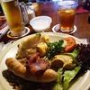 ドイツレストランのガッツリ、美味しいお昼(ペナン島)
