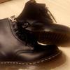 Dr.Martens 8ホールブーツ 購入 / 憧れだった靴