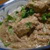 【インド料理レシピ】チキン・リザーラ ~ ベンガルの白いカレー