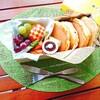 【お弁当】パンケーキ弁当20180705
