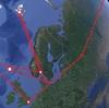 北の大三角形の旅(11)2020年3月6日 Faroe Islands 1(極北の島から北の島へ)