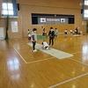 やまびこ:体育 サーキットトレーニング