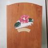 木製ゴミ箱を描く5