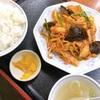 【グルメ】新大久保で食べたふくしんの豚キムチ定食(^^)