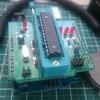 Arduinoブートローダーライタキットの組み立て