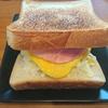 朝の簡単ヘルシーサンドイッチ