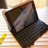 iPad miniのキーボードが便利