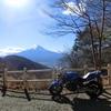 高尾山&奥多摩・河口湖ツーリング Dec.2015 二日目 ~ 河口湖・御坂峠 ~