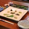 肴の山菜料理 【久しぶりの営業でした!】