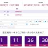 香港エクスプレス航空が片道380円のセールをやってるよ!名古屋・東京発限定