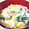 レシピ【ふわふわ♡カニと卵のあんかけうどん】&麺を食べる時の健康ポイント