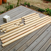 久しぶりの木工DIY作業進行中