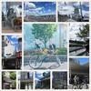 【自転車】東京メトロ東西線なぞり書き