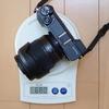 LUMIX GX7 mk2 + G VARIO 12-60mmなどの重さ