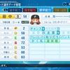 【パワプロ2020】【ミリマス】765ミリオンスターズ選手公開 「田中琴葉」