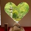 風鈴にハートの窓に『正寿院』