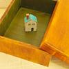【300円DIY】完全オリジナル・ビンテージ風「箱」をつくりました。