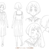 アニメ「たまこまーけっと」9話に登場する謎の彼女。