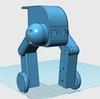 4脚4輪ロボットの進捗報告【ファンディング達成しました】