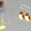 鳥除け器(ひょっとすると画期的!?)