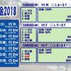 10月4日・木曜日 【モンスター大辞典21:とつげきうお】