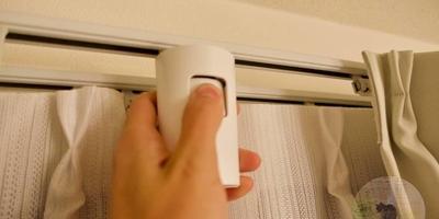 自然光での目覚めも。IoT カーテン開け閉め自動化機械『ロビット(Robit) めざましカーテン mornin' MN-C01』レビュー