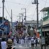 秩父神社の川瀬祭り(宵宮編)