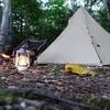 廻り目平キャンプ場でのんびり過ごす!おじさん達の休日!
