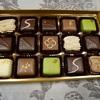 【日本帰国旅日記】デパ地下で買ったセゾンドセツコのチョコレート
