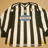 ユニフォーム 520枚目 ユベントス 2005-2006シーズン ホーム用 長袖 チャンピオンズリーグ仕様 イブラヒモビッチ 選手支給品