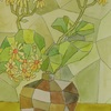 2016年: 11月 『強調と単純化 - ツワブキの花』